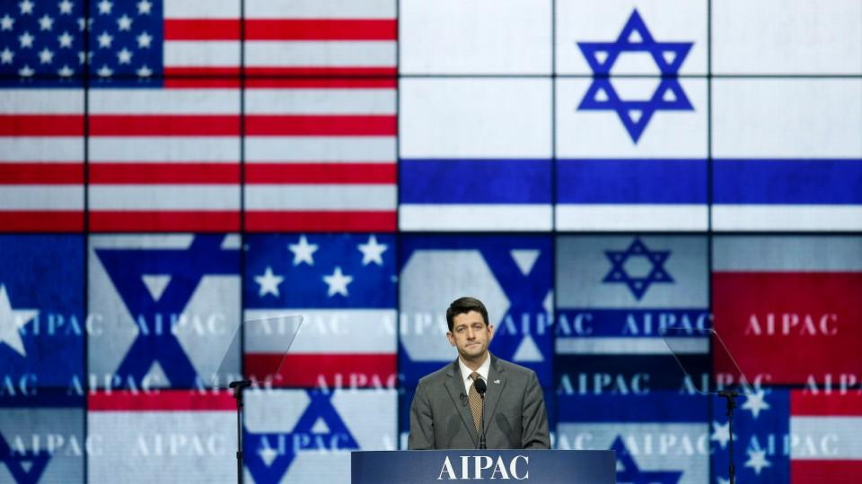 AIPAC Gathers for an Annual Meet