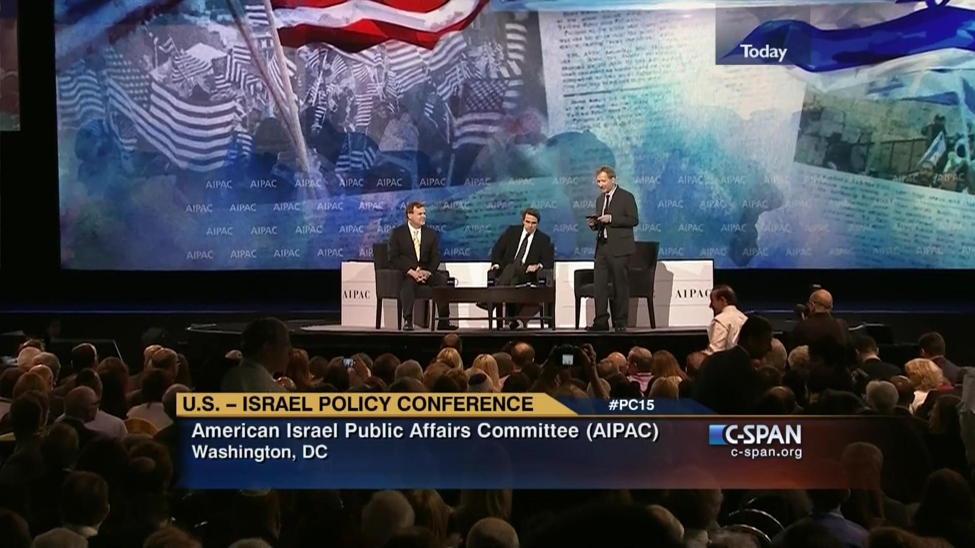 AIPAC Gathers for an Annual Meet