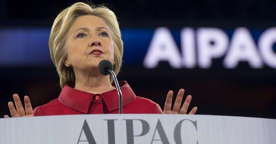 Hillary Clinton and AIPAC